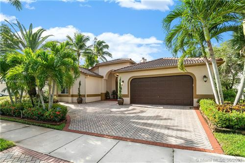 Photo of 2566 Jardin Pl, Weston, FL 33327 (MLS # A10948089)