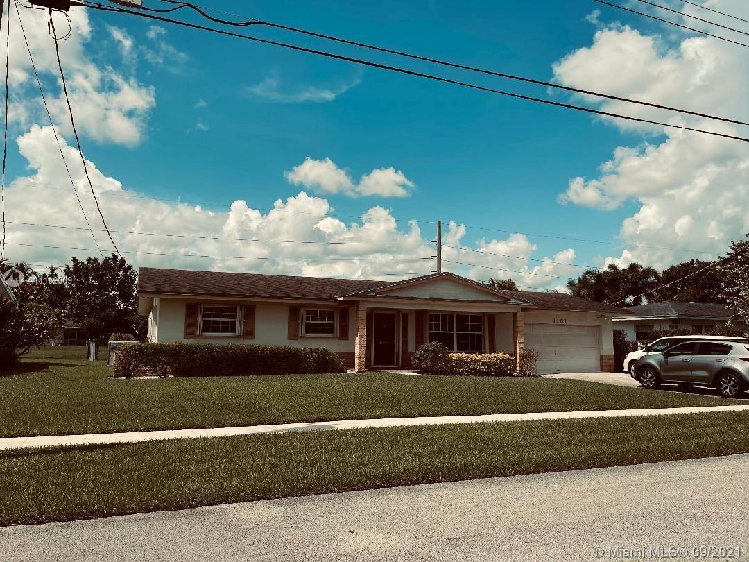 1101 NW 75th Ter, Plantation, FL 33313 - #: A11102089