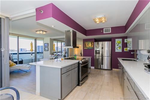 Photo of Listing MLS a10760090 in 3600 Mystic Pointe Dr #913 Aventura FL 33180
