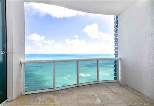 Photo of 15901 Collins Ave #1406, Sunny Isles Beach, FL 33160 (MLS # A10775090)