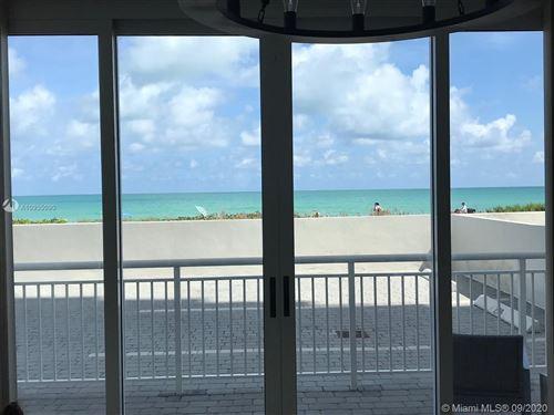 Photo of 6917 Collins Ave #L-102, Miami Beach, FL 33141 (MLS # A10935090)