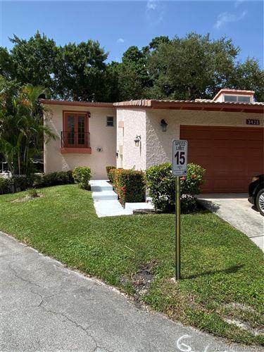 Photo of 3428 Spring Bluff Pl #35, Lauderhill, FL 33319 (MLS # A11009090)