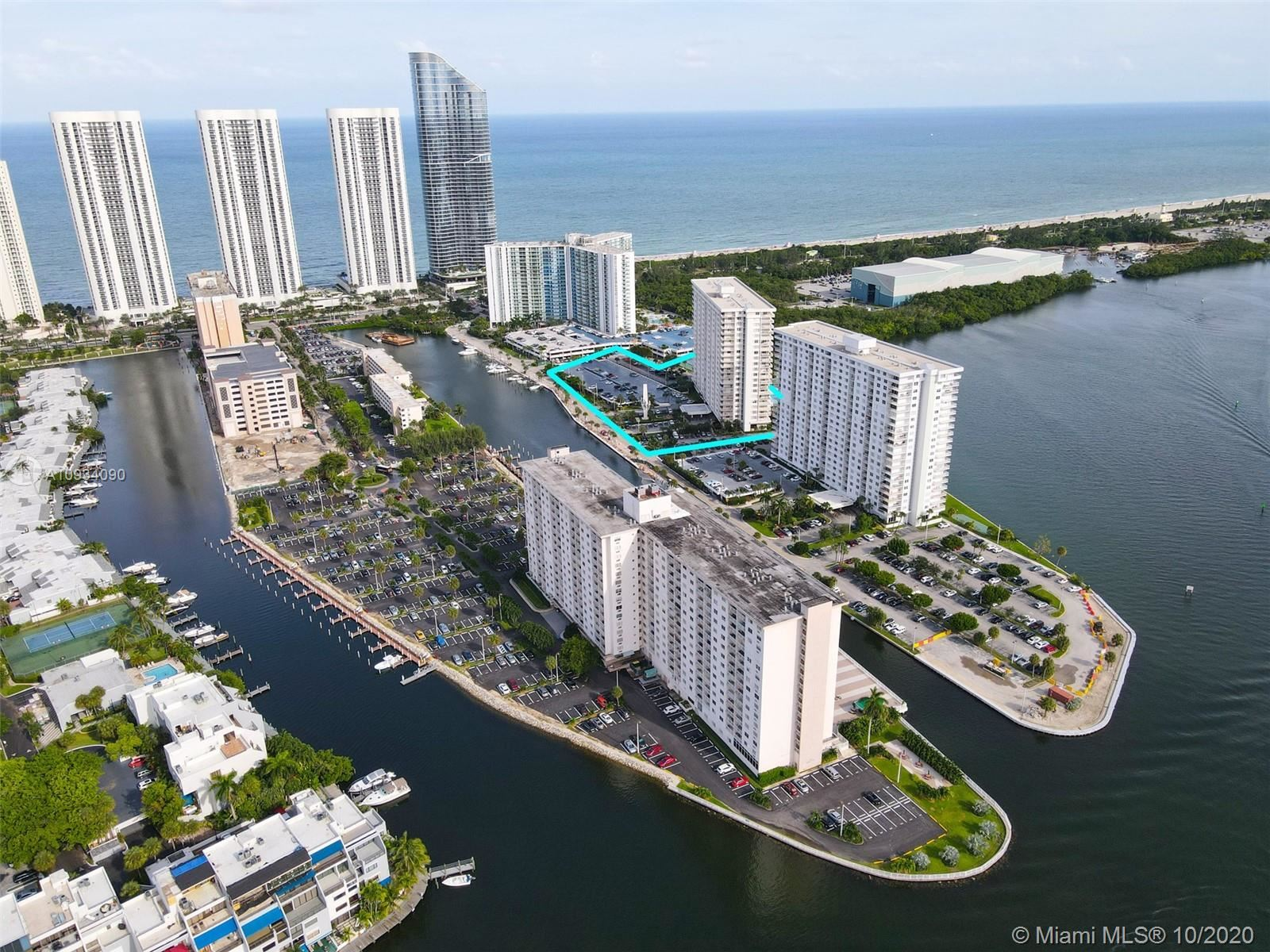 300 Bayview Dr #1409, Sunny Isles, FL 33160 - #: A10934090