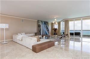 Photo of 17875 COLLINS AV #3703, Sunny Isles Beach, FL 33160 (MLS # A10177091)