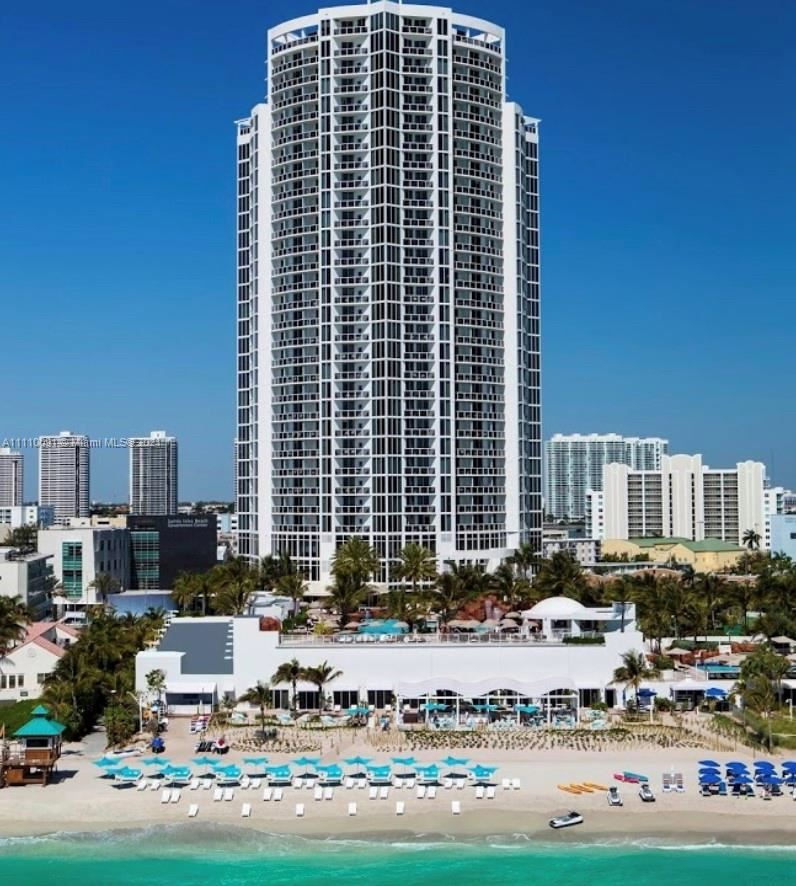 Photo of 18001 Collins Ave #1016, Sunny Isles Beach, FL 33160 (MLS # A11110091)