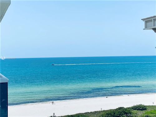 Photo of 9201 Collins Ave #1023, Surfside, FL 33154 (MLS # A10884092)