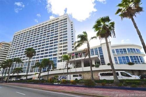 Photo of Listing MLS a10905092 in 5445 Collins Ave #1612 Miami Beach FL 33140