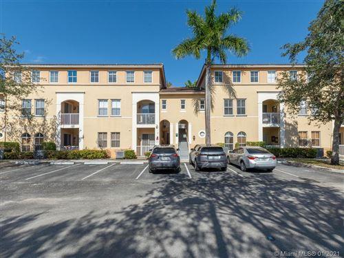Photo of 4351 SW 160th Ave #102, Miramar, FL 33027 (MLS # A10981092)