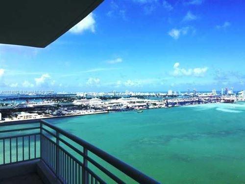 Photo of 808 Brickell Key Dr #3404, Miami, FL 33131 (MLS # A11111092)