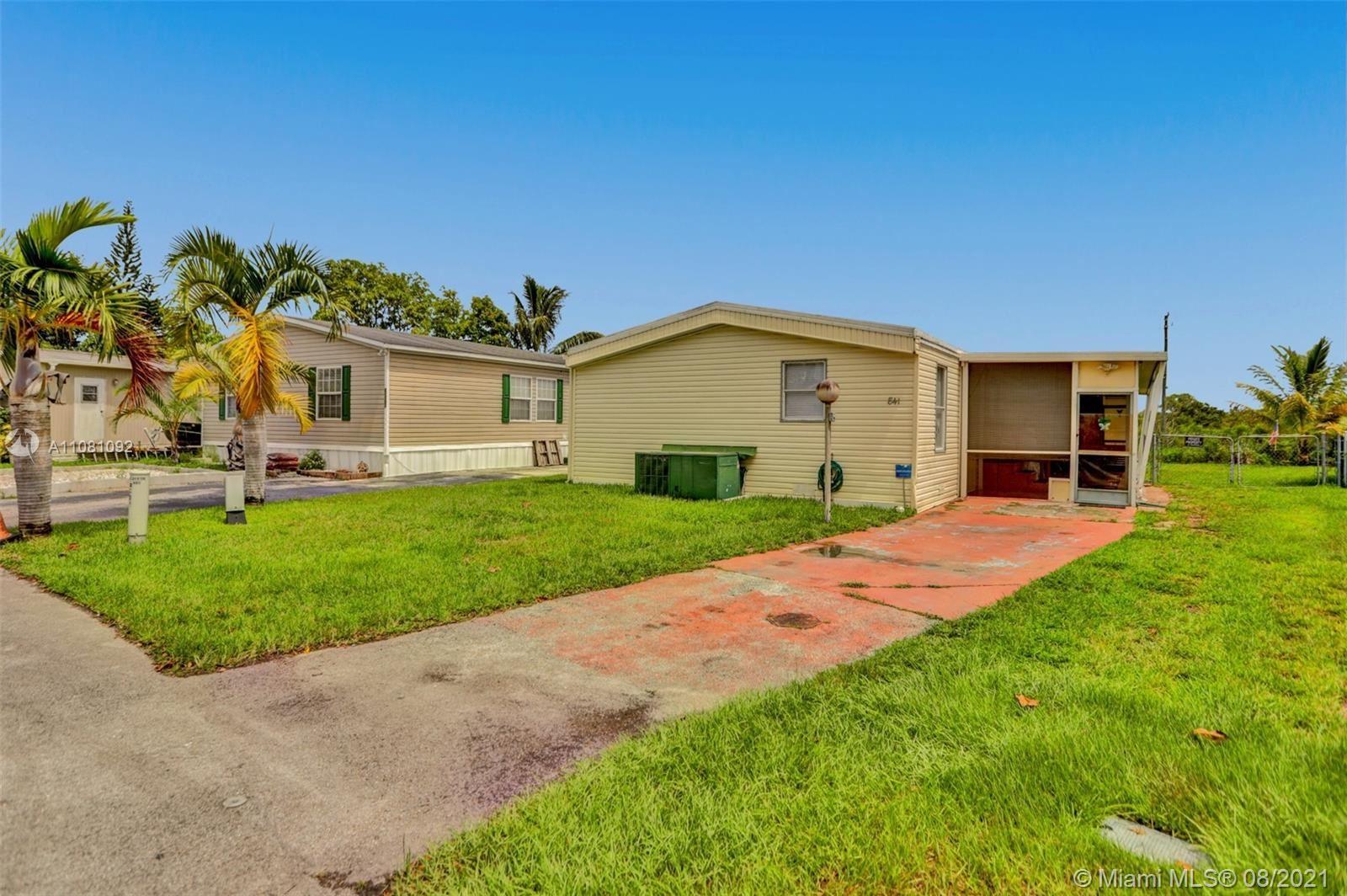 841 NW 217th Way, Pembroke Pines, FL 33029 - #: A11081092