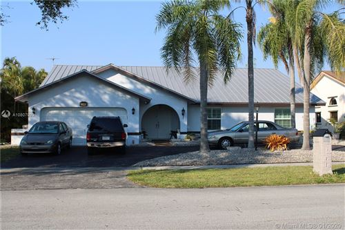 Photo of Listing MLS a10807093 in 7345 NW 52nd St Lauderhill FL 33319
