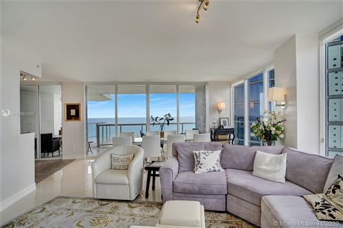 Photo of 18671 Collins Ave #1703, Sunny Isles Beach, FL 33160 (MLS # A10961093)