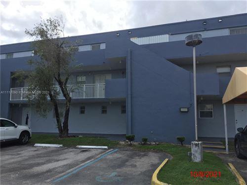 Photo of 9363 Fontainebleau Blvd #H227, Miami, FL 33172 (MLS # A11117093)
