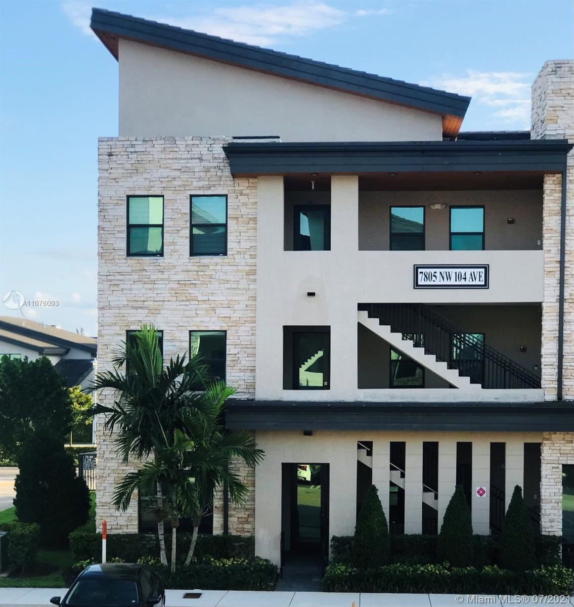 7855 NW 104th Ave #21, Doral, FL 33178 - #: A11076093