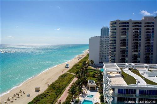 Photo of 6801 Collins Ave #1214, Miami Beach, FL 33141 (MLS # A10930094)