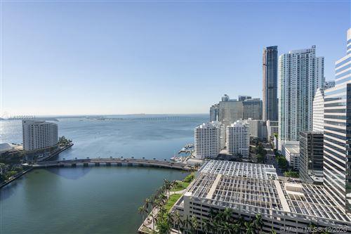 Photo of 495 BRICKELL AV #2605, Miami, FL 33131 (MLS # A10966094)