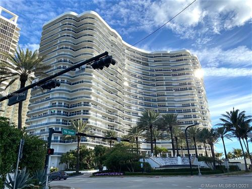 Photo of 9601 Collins Ave #402, Bal Harbour, FL 33154 (MLS # A10981094)