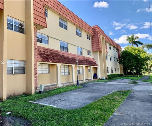 Photo of 1300 Moffett St #210, Hallandale Beach, FL 33009 (MLS # A10989094)