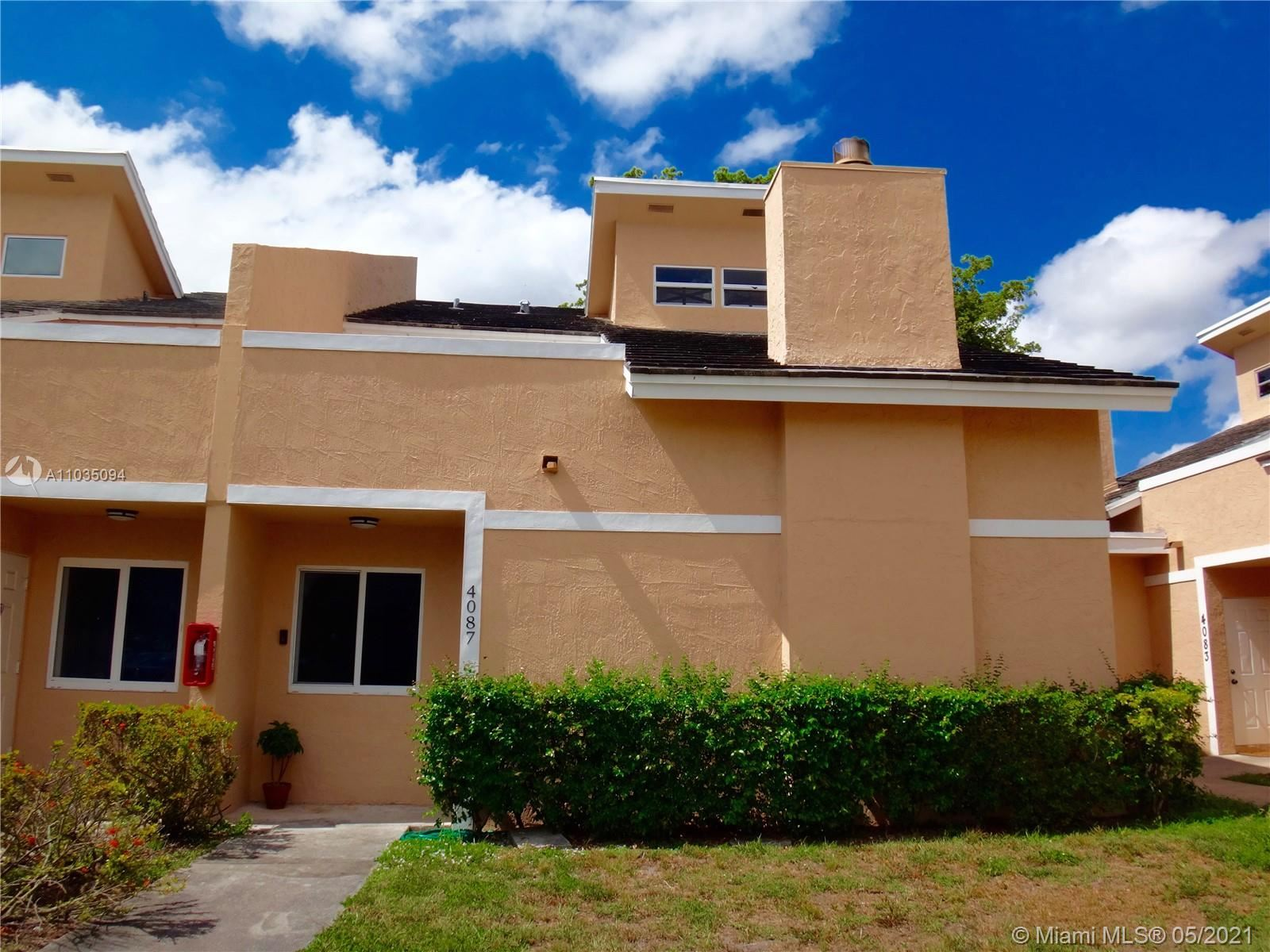 4087 Coral Springs Dr #2, Coral Springs, FL 33065 - #: A11035094