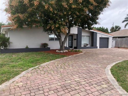 Photo of Listing MLS a10789095 in 3345 NE 20th Ave Oakland Park FL 33306
