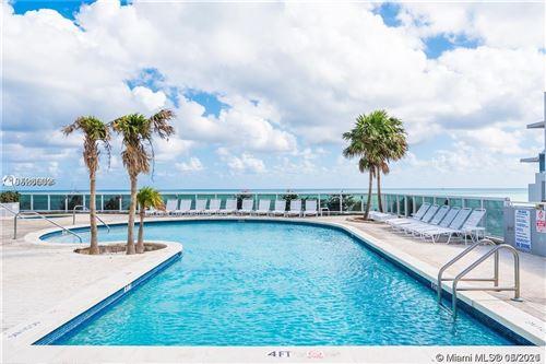 Photo of 6301 Collins Ave #2802, Miami Beach, FL 33141 (MLS # A11038095)
