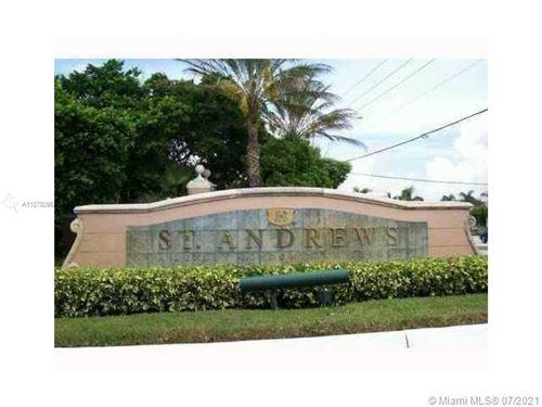 Photo of 7910 N NOB HILL RD #207, Tamarac, FL 33321 (MLS # A11075095)