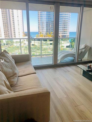 Photo of 100 Bayview Dr #912, Sunny Isles Beach, FL 33160 (MLS # A11100095)