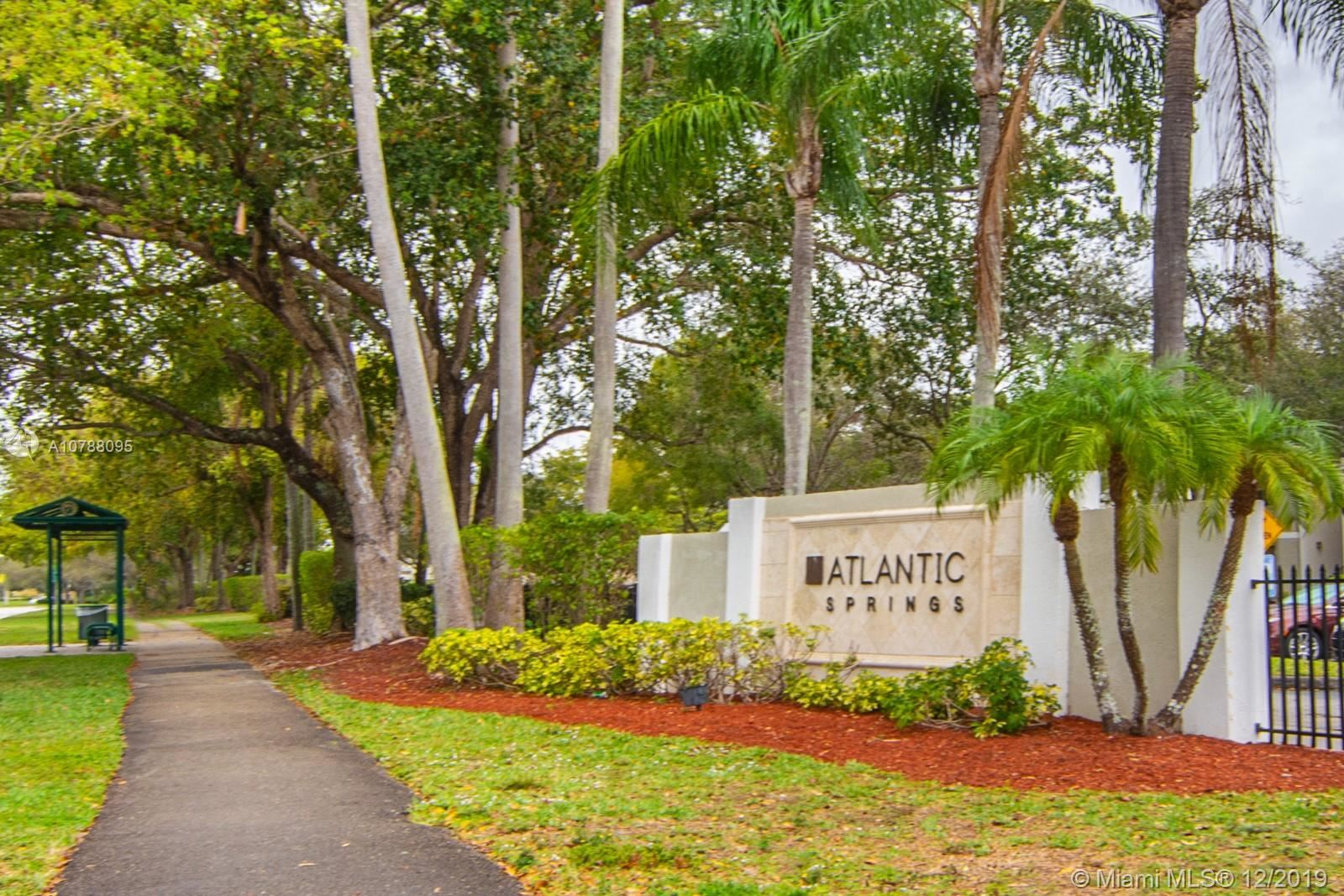 11205 W ATLANTIC BL #K-104, Coral Springs, FL 33071 - #: A10788095