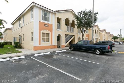 Photo of 1660 SE 29th St #108, Homestead, FL 33035 (MLS # A10585096)