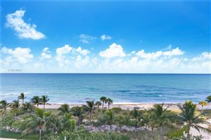 Photo of 9801 Collins Avenue #8A, Bal Harbour, FL 33154 (MLS # A10610096)