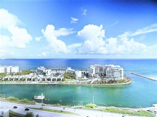 Photo of 1001 E Camino Real #5060, Boca Raton, FL 33432 (MLS # A10768096)