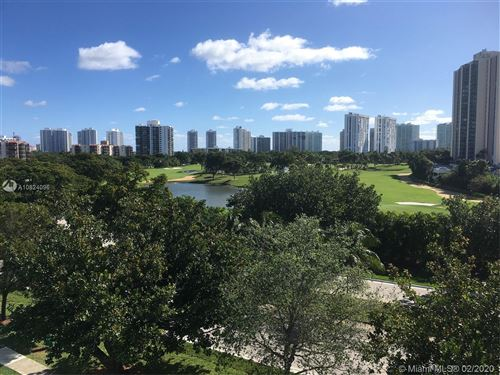 Photo of Listing MLS a10824096 in 20400 W Country Club Dr #602 Aventura FL 33180