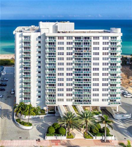 Photo of 6917 Collins Ave #1610, Miami Beach, FL 33141 (MLS # A10933096)