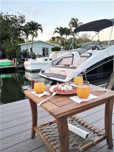 Photo of 1428 Nautilus Isle #1428, Dania Beach, FL 33004 (MLS # A11095096)