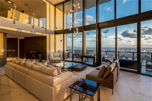 Photo of 18555 Collins Ave #5403, Sunny Isles Beach, FL 33160 (MLS # A10511097)