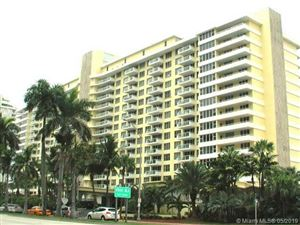 Photo of Listing MLS a10682097 in 5600 Collins Ave #9Y Miami Beach FL 33140