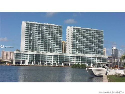 Photo of 400 Sunny Isles Blvd #1503, Sunny Isles Beach, FL 33160 (MLS # A11007097)