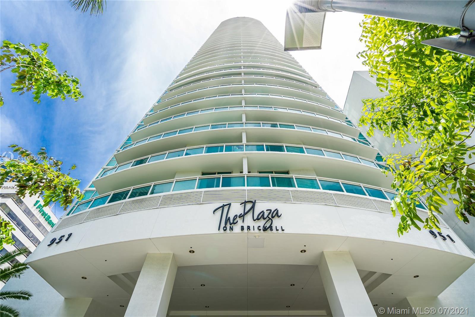 951 Brickell Ave #1602, Miami, FL 33131 - #: A11066097
