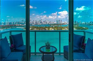 Photo of 650 West Ave #2503, Miami Beach, FL 33139 (MLS # A10621098)