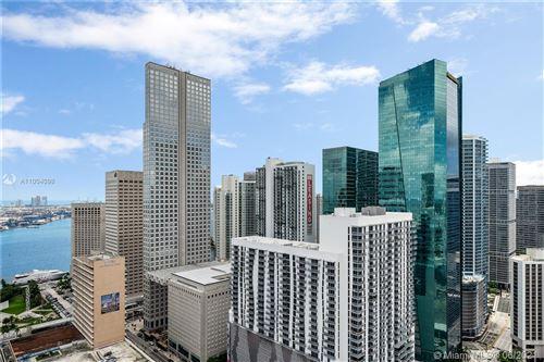 Photo of 151 SE 1st St #PH07, Miami, FL 33131 (MLS # A11004098)