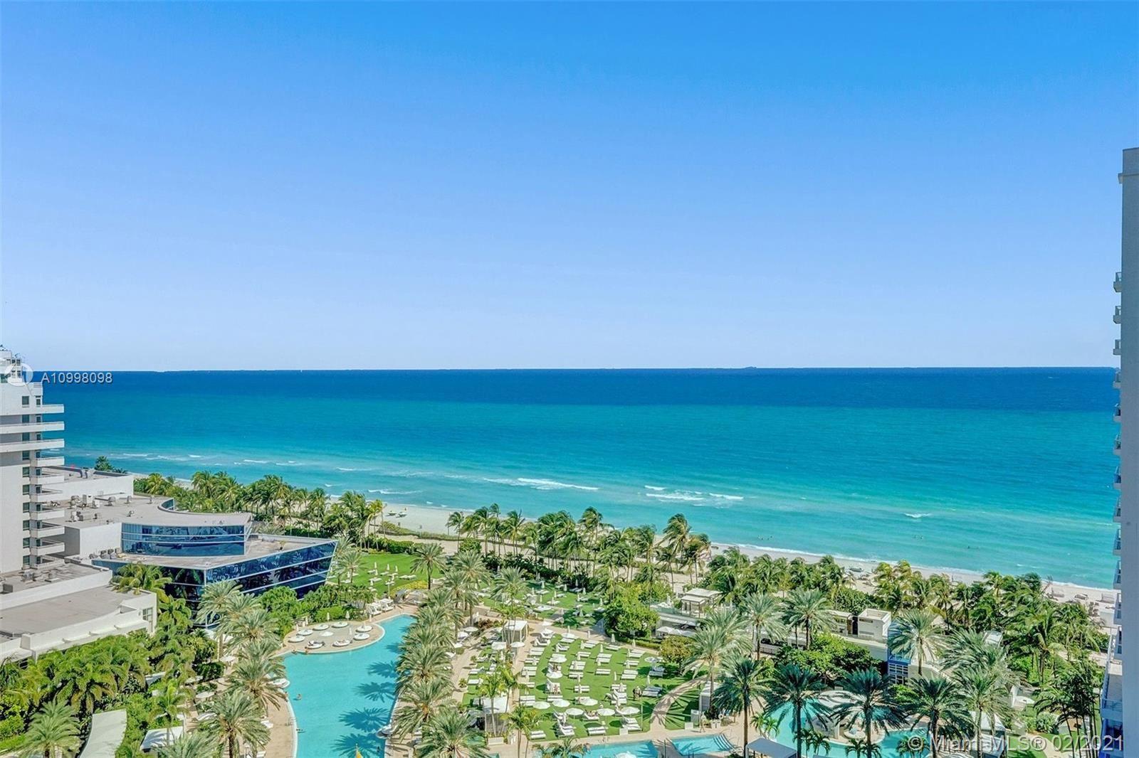 4401 COLLINS AVE #1607, Miami Beach, FL 33140 - #: A10998098