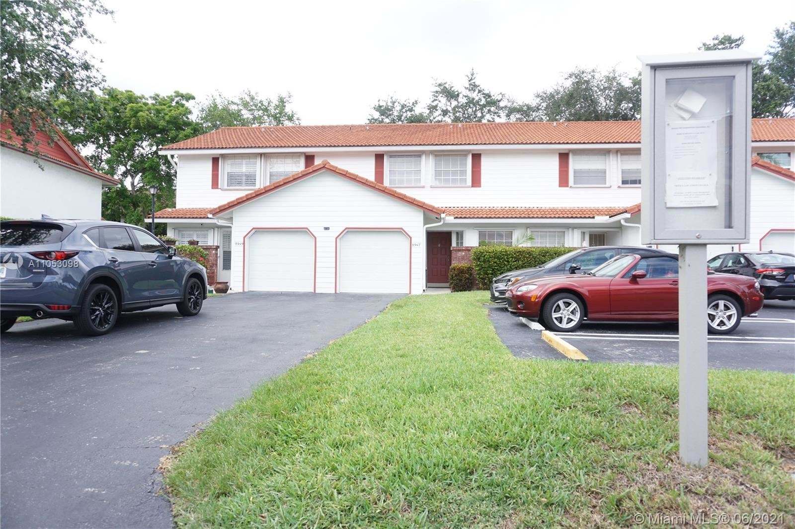 8947 NW 23rd St #8947, Coral Springs, FL 33065 - #: A11053098