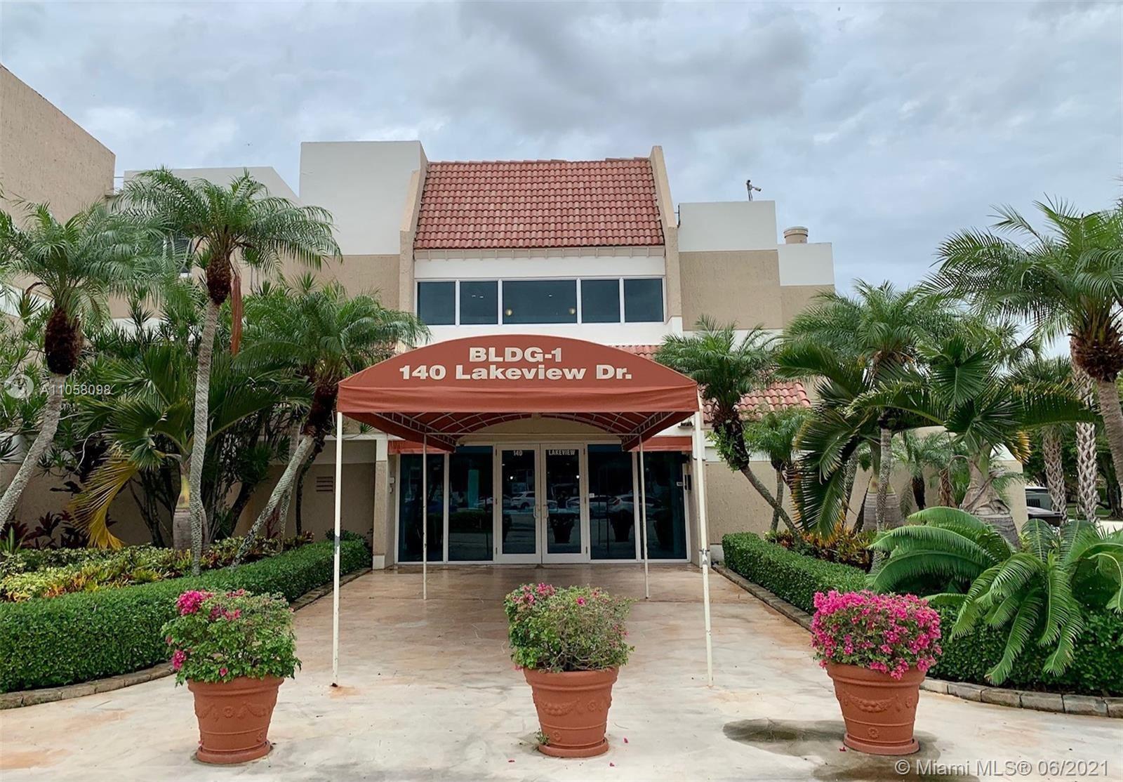 140 Lakeview Dr #306, Weston, FL 33326 - #: A11058098
