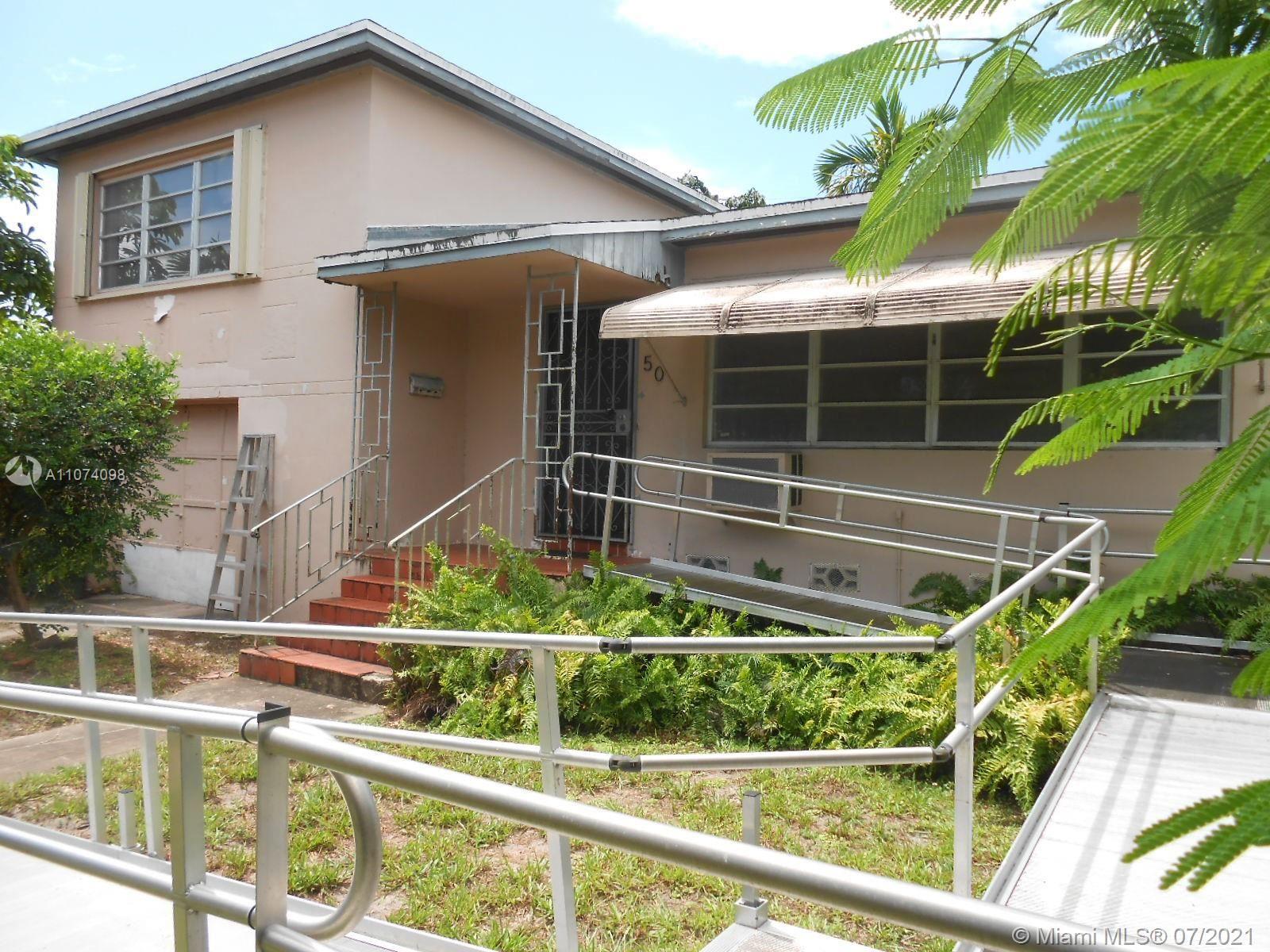 50 NE 124th Ter, North Miami, FL 33161 - #: A11074098