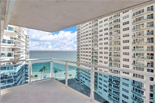 Photo of 3430 Galt Ocean Dr #1211, Fort Lauderdale, FL 33308 (MLS # A10779099)