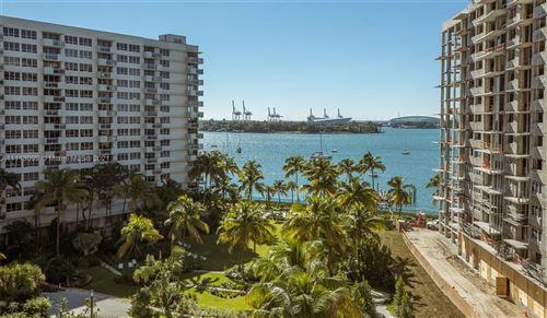 Photo of 1504 Bay Rd #N-0827, Miami Beach, FL 33139 (MLS # A11113099)