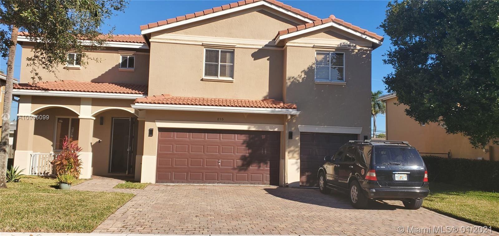 855 NW 206th Ter, Miami Gardens, FL 33169 - #: A10986099