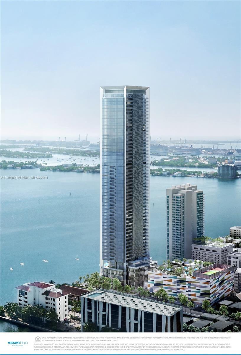 700 NE 26 Terrace #3501, Miami, FL 33137 - #: A11076099