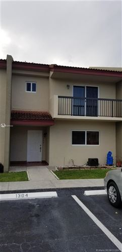Photo of 6165 SW 130th Ave #1304, Miami, FL 33183 (MLS # A10978100)