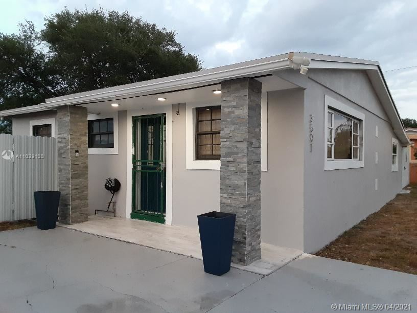 Photo of 3501 NW 209th Ter, Miami Gardens, FL 33056 (MLS # A11029100)